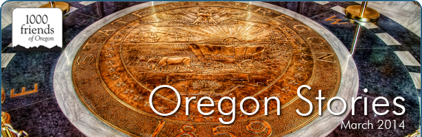 Oregon Stories, March 2014: Winning Big and Getting Ready